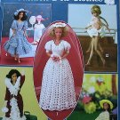 Fashion Doll Clothes - Leisure Arts Leaflet 268