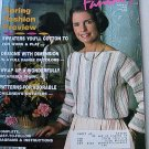 Crochet Fantasy - February 1987 Vol. 6 No. 1