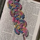 FAN Bookmark - Varigated Dark Pastels