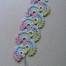 FAN Bookmark - Varigated Light Pastels