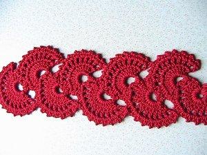 FAN Bookmark - Red