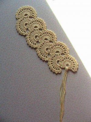 FAN Bookmark - Pastel Yellow