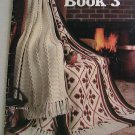 Afghan Book 3 - Leisure Arts Leaflet 185
