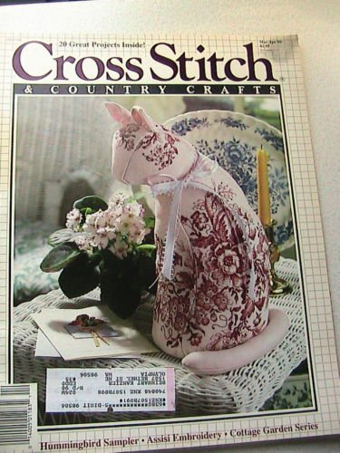 Cross Stitch & Country Crafts March/April 1990