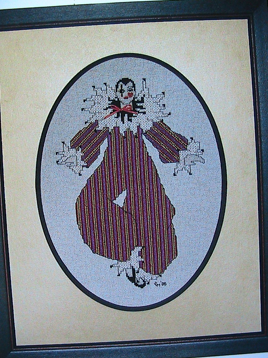 Pauline from Magical Mimes Collection - MM001 Cross Stitch