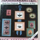 ScherenschnittE Heidi Poet Originals ~ Children At Play 11 Designs Silhouettes