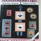 ScherenschnittE Heidi Poet Originals ~ Children At Play 11 Designs Silhouettes