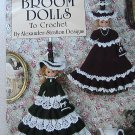 Victorian Broom Dolls To Crochet - Leisure Arts Leaflet 2325