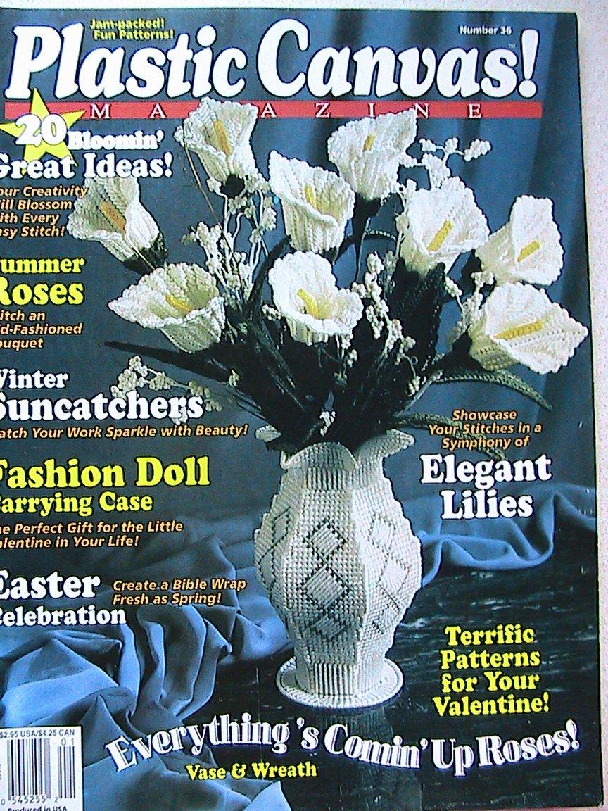 Plastic Canvas! Magazine Number 36