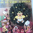 It's BEARly Christmas in Plastic Canvas - Leisure Arts Leaflet 1196