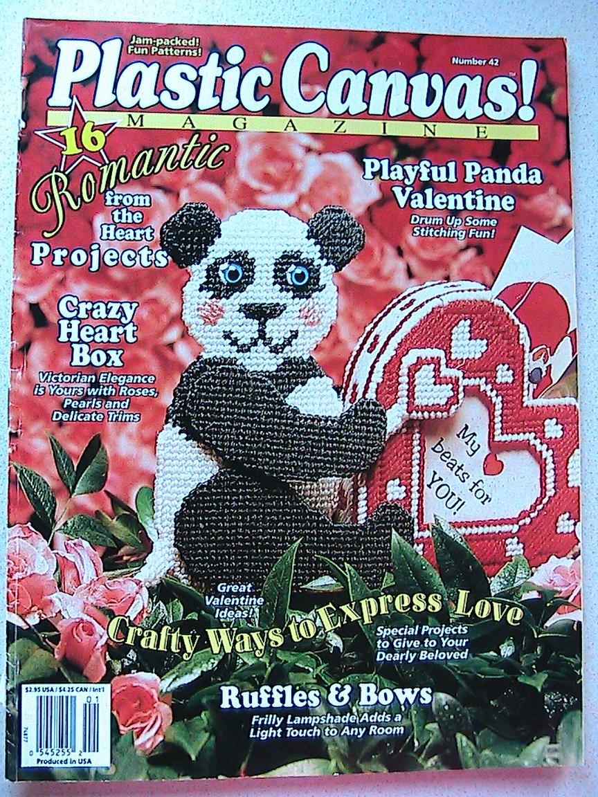 Plastic Canvas! Magazine Number 42
