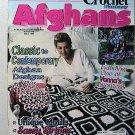 Crochet Fantasy Afghans - March 1996