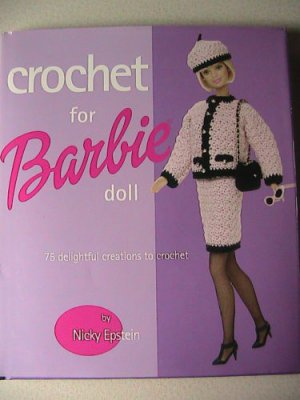 Crochet For Barbie Doll - 75 Creations To Crochet