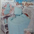 Crochet Sweetheart Baby Layette - The Needlecraft Shop