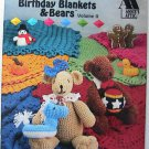 Birthday Blankets and Bears - Volume 2 - Annie's Attic 87B69
