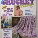 CROCHET Fantasy - March 1991