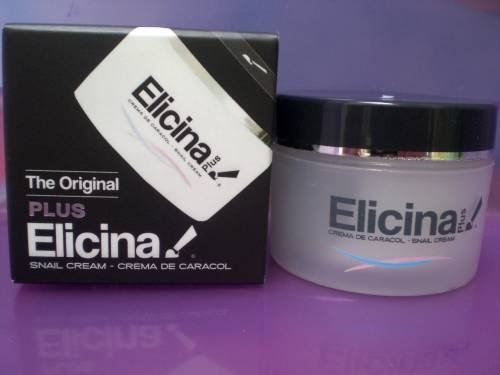 Elicina PLUS with Moisturizer 40g FREE SHIPPING