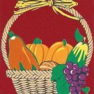 "Harvest Fall Thanksgiving Flag 28"" inches x 40"" inches"