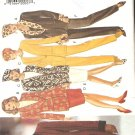 Butterick #3633 Dress Suit Pants Sewing Patterns Size 8-12 UNCUT
