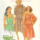 Butterick #6104 DRESS-HALTER TOP-SUNDRESS--Size 14 CUT