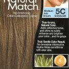 *L'Oreal Natural Match hair color 5C 5 c Medium Ash Brown by l oreal