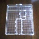 Cutlery & Utensil Drawer Organizer - Stainless Steel