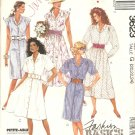 McCall's 3623 Dress Sewing Pattern plus size 20 22 24