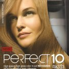 Clairol Nice N Easy Perfect 10 Hair Color #7.5A Medium Ash Blonde
