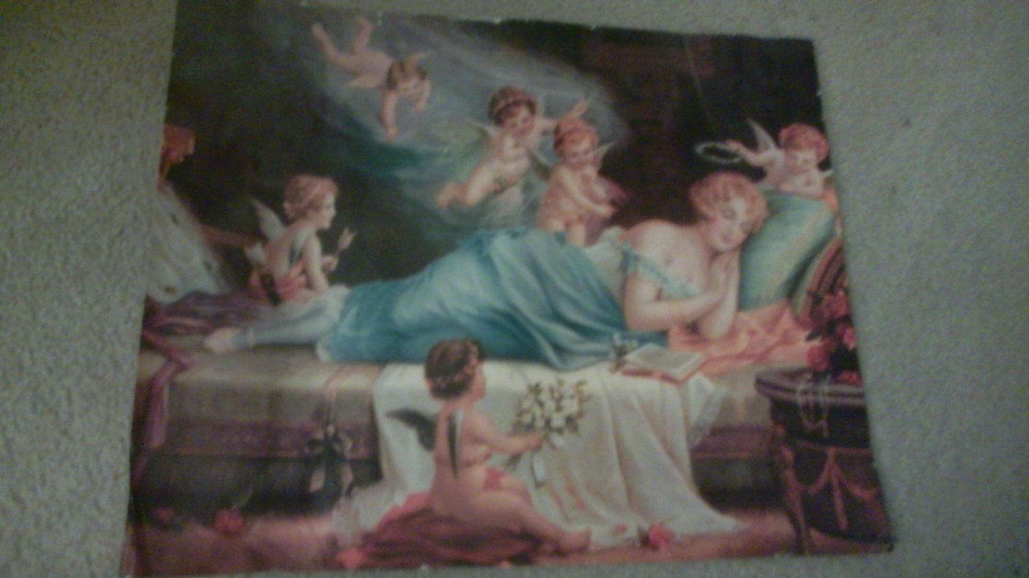 """""""The Marriage Dream"""" poster by Franz Lefler"""