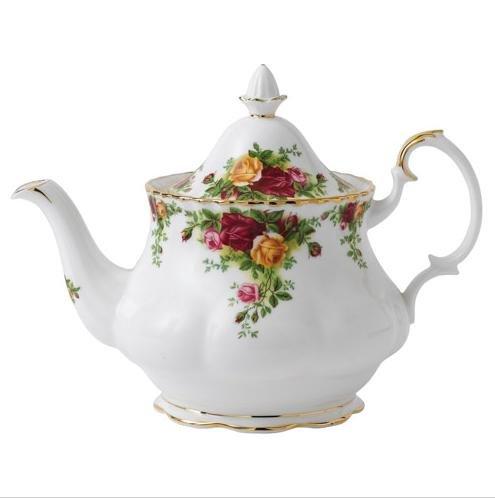 Royal Albert Old Country Roses China - Teapot