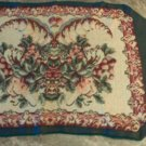 Cornucopia Floral Tapestry Table Runner Cloth 36""
