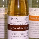 Demeter Fragrance Library Tender Body Oil - Chocolate Mint