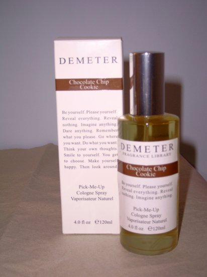 Demeter Fragrance Library Pick-Me-Up Cologne Spray - Chocolate Chip Cookie