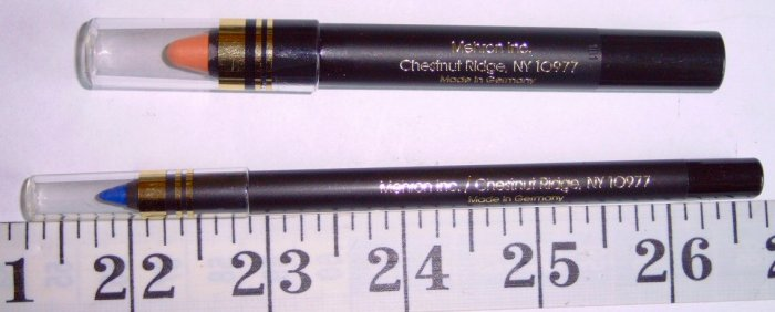 Mehron Pro-Pencil Slim & Jumbo Lot of 2