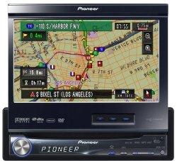 Pioneer AVIC N4 DVD FM GPS RADIO NAVI