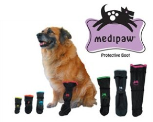 Medipaw Waterproof Protective Boot  Medium