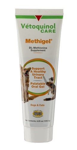 Methigel Urinary Acidifier for dogs & cats