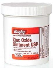 Zinc Oxide Ointment 1 lb