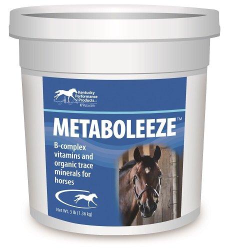 Metaboleeze B Complex Vitamins & Organic Trace Minerals for Horses 3 lbs