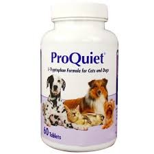 ProQuiet Chewable Calming Formula for Dogs & Cats 60 count
