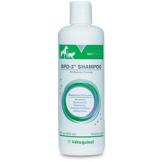 BPO 3 Shampoo 3% Benzoyl Peroxide 16oz