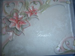 Tiger Lilly Wedding Quinceanera Anniversary Accesories English Pink