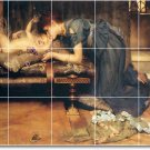 Alma-Tadema Mother Child Mural Room Modern Decorating House