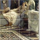 Alma-Tadema Women Backsplash Kitchen Mural Tiles Art Remodel Home