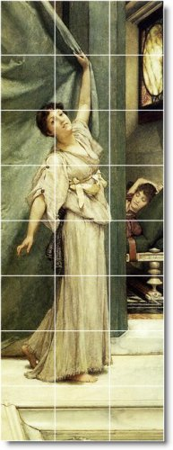 Alma-Tadema Women Room Wall Mural Dining Wall Home Ideas Renovate