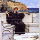 Alma-Tadema Women Living Room Mural Wall Tiles Design Decor House