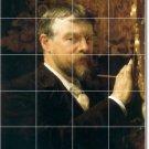 Alma-Tadema Men Wall Shower Tile Murals House Remodeling Modern