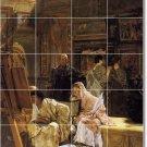 Alma-Tadema Historical Floor Murals Kitchen House Remodel Ideas