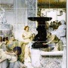 Alma-Tadema Historical Murals Kitchen Floor House Ideas Remodel