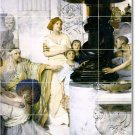 Alma-Tadema Historical Murals Floor Kitchen Remodel House Ideas